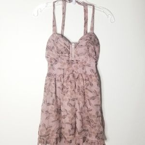 Rachel and Chloe top  halter size m